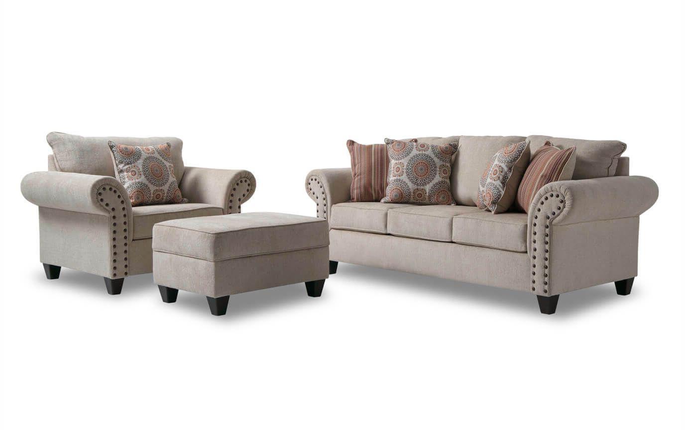 Artisan Blue Sofas With Regard To Newest Bobs Furniture Artisan Blue – Home Improvement Ideas (View 2 of 15)