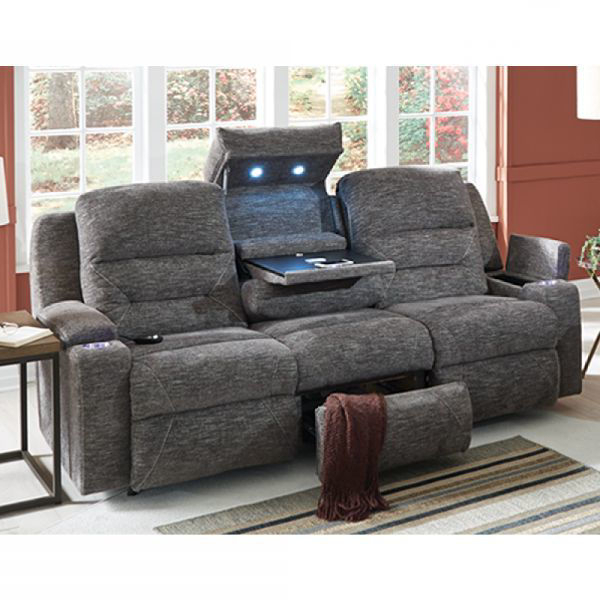 Beacon Triple Power Reclining Sofafranklin Corporation For Well Known Charleston Triple Power Reclining Sofas (View 14 of 15)