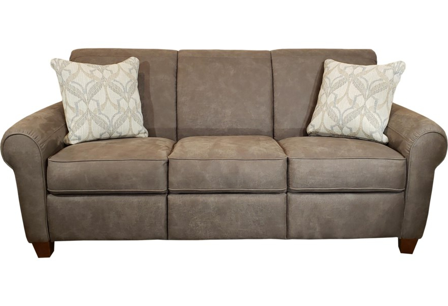 Bennett Duo™ Power Reclining Sofa With Usb Charging Ports Inside Favorite Bennett Power Reclining Sofas (View 3 of 15)