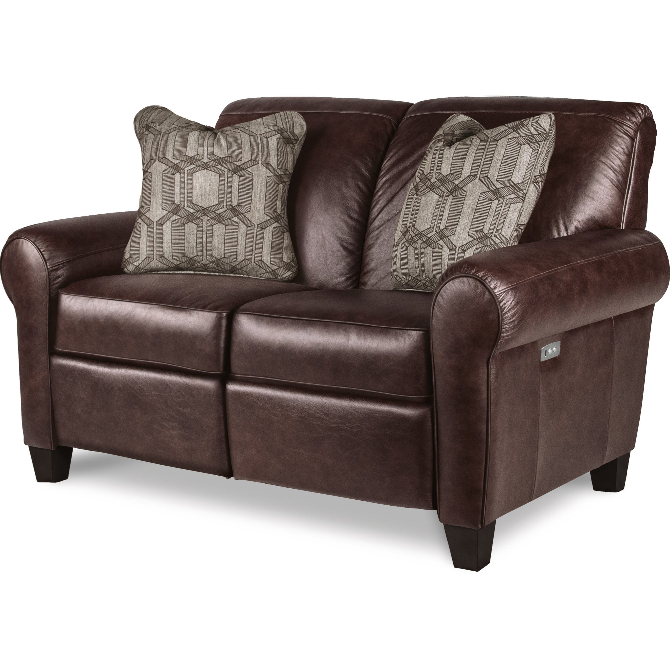 Bennett Power Reclining Sofas With Regard To Well Known La Z Boy Bennett Duo™ Power Reclining Loveseat With Usb (View 2 of 15)