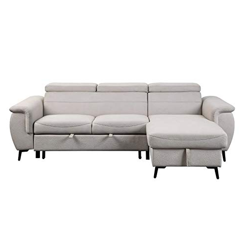 Best And Newest Harmon Roll Arm Sectional Sofas With Lexicon Cadence Microfiber Reversible Sectional Sofa In (View 13 of 25)