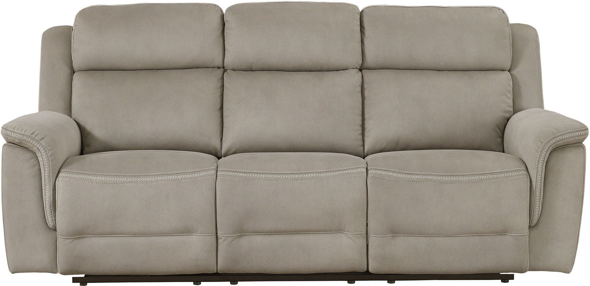 Best And Newest Power Reclining Sofas Inside Prime Resources Noah Collection Power Reclining Sofa With (View 6 of 15)