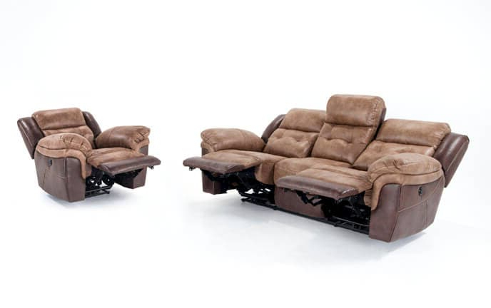 Bob'S Discount Furniture With Navigator Manual Reclining Sofas (View 6 of 15)