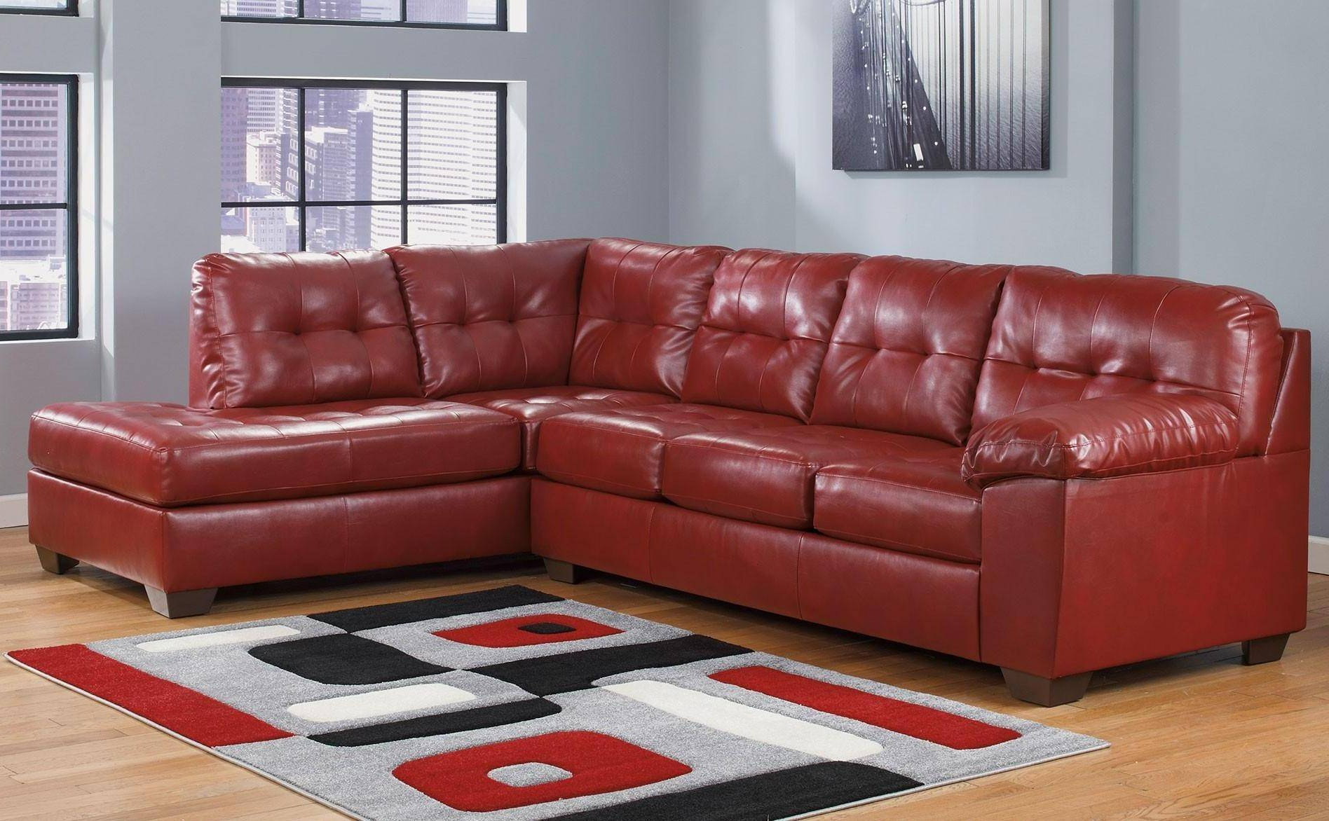 Buy Ashley Alliston Sectional Sofa Right Hand Chase In Inside Most Current Hannah Right Sectional Sofas (View 17 of 25)