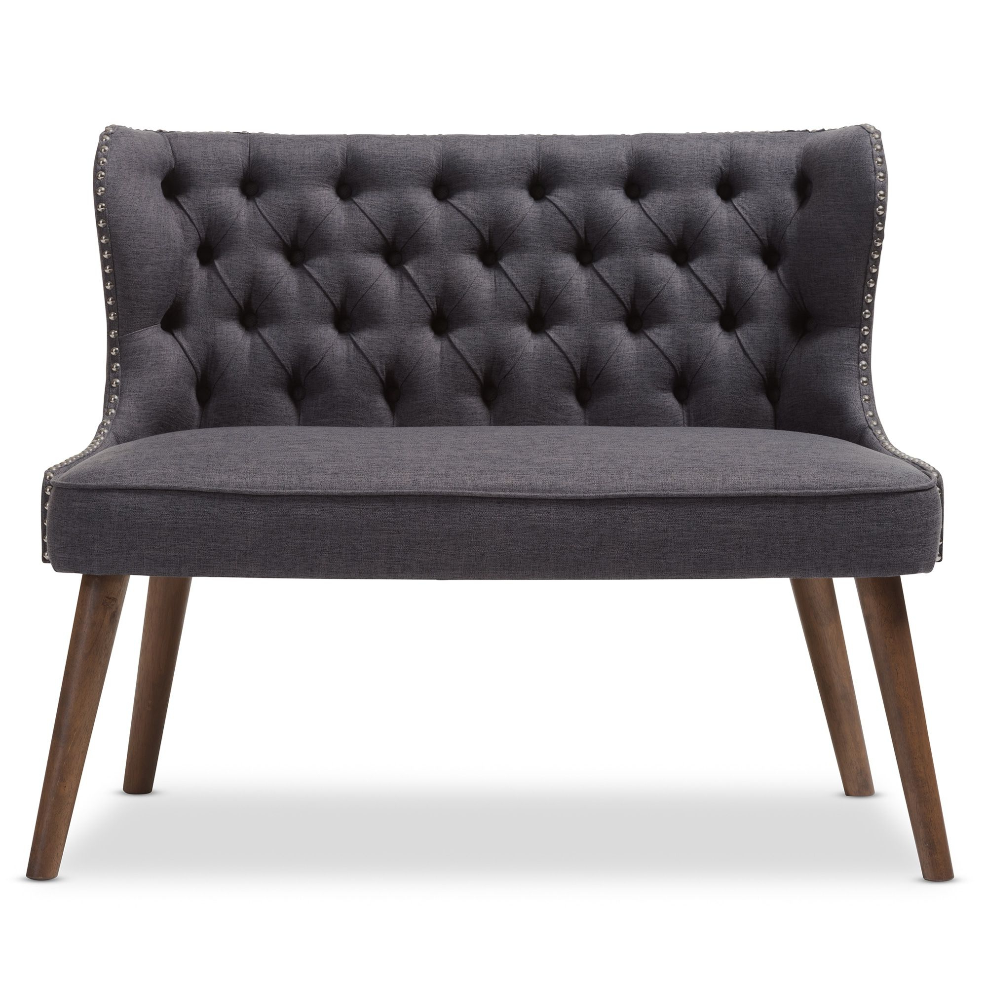 Carson Carrington Rudkobing Mid Century Modern Wood And Throughout Most Recent Scarlett Beige Sofas (View 9 of 15)