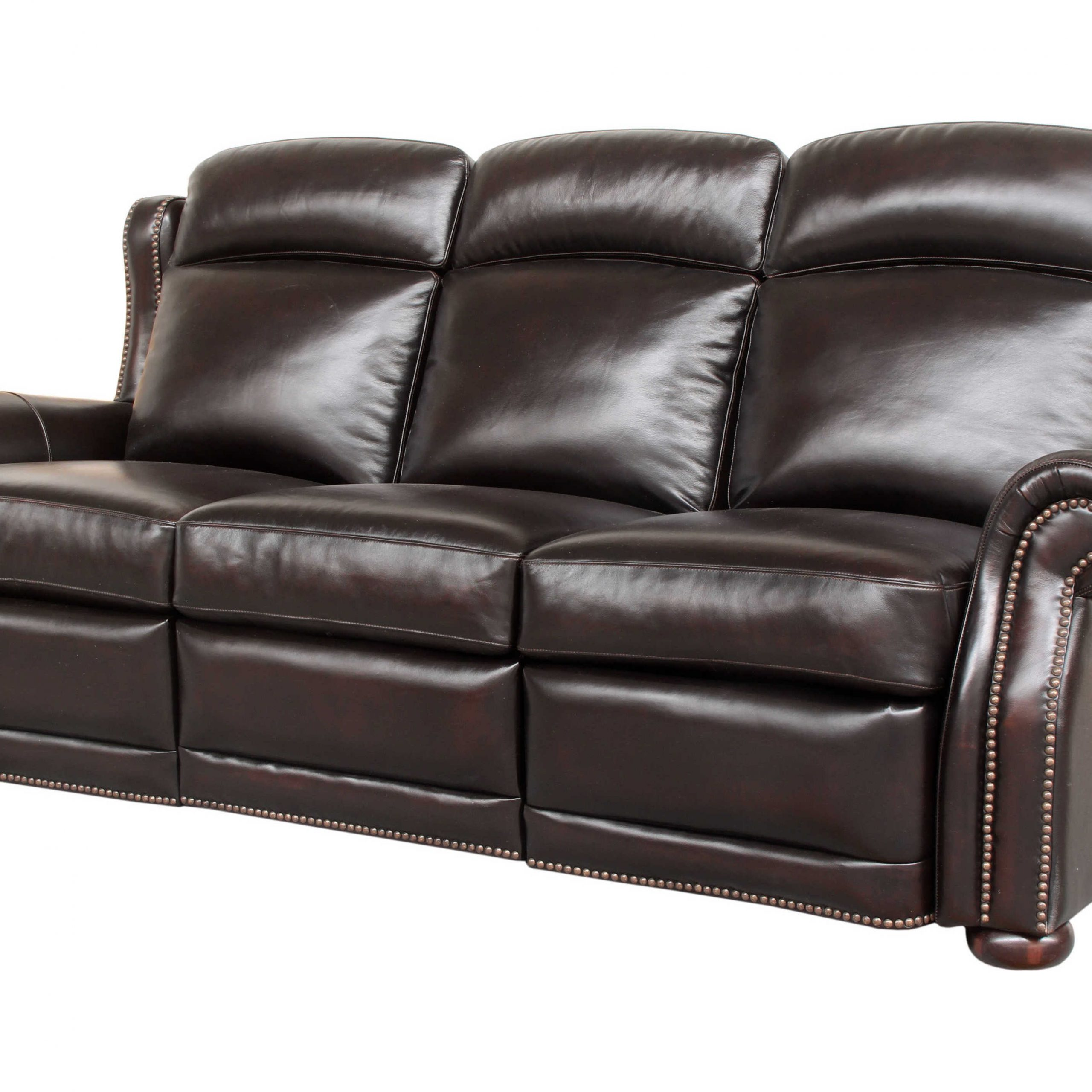 Charleston Power Reclining Sofas Within Most Popular Barcalounger Vintage Washington Stetson Coffee Power (View 11 of 15)