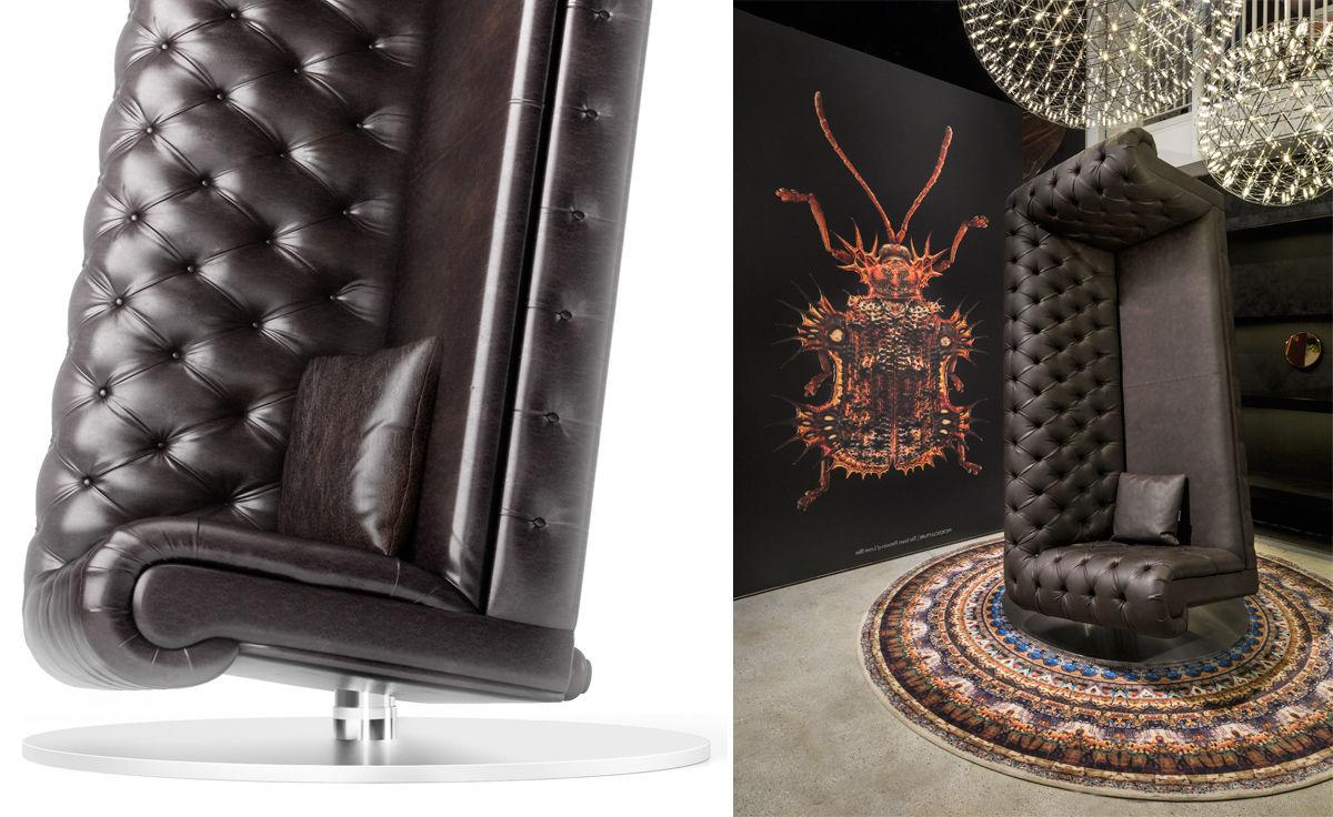 Charleston Sofas With Regard To Famous Charleston Sofa – Hivemodern (View 14 of 15)
