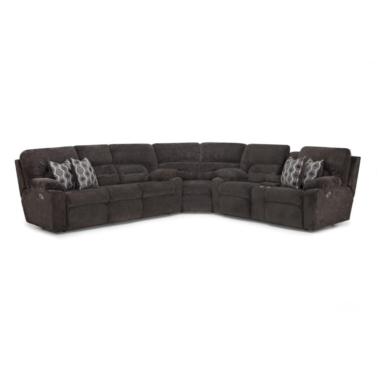 Colby Manual Reclining Sofas Pertaining To Preferred 440 Brayden Sectional – Franklin Corporation (View 13 of 15)