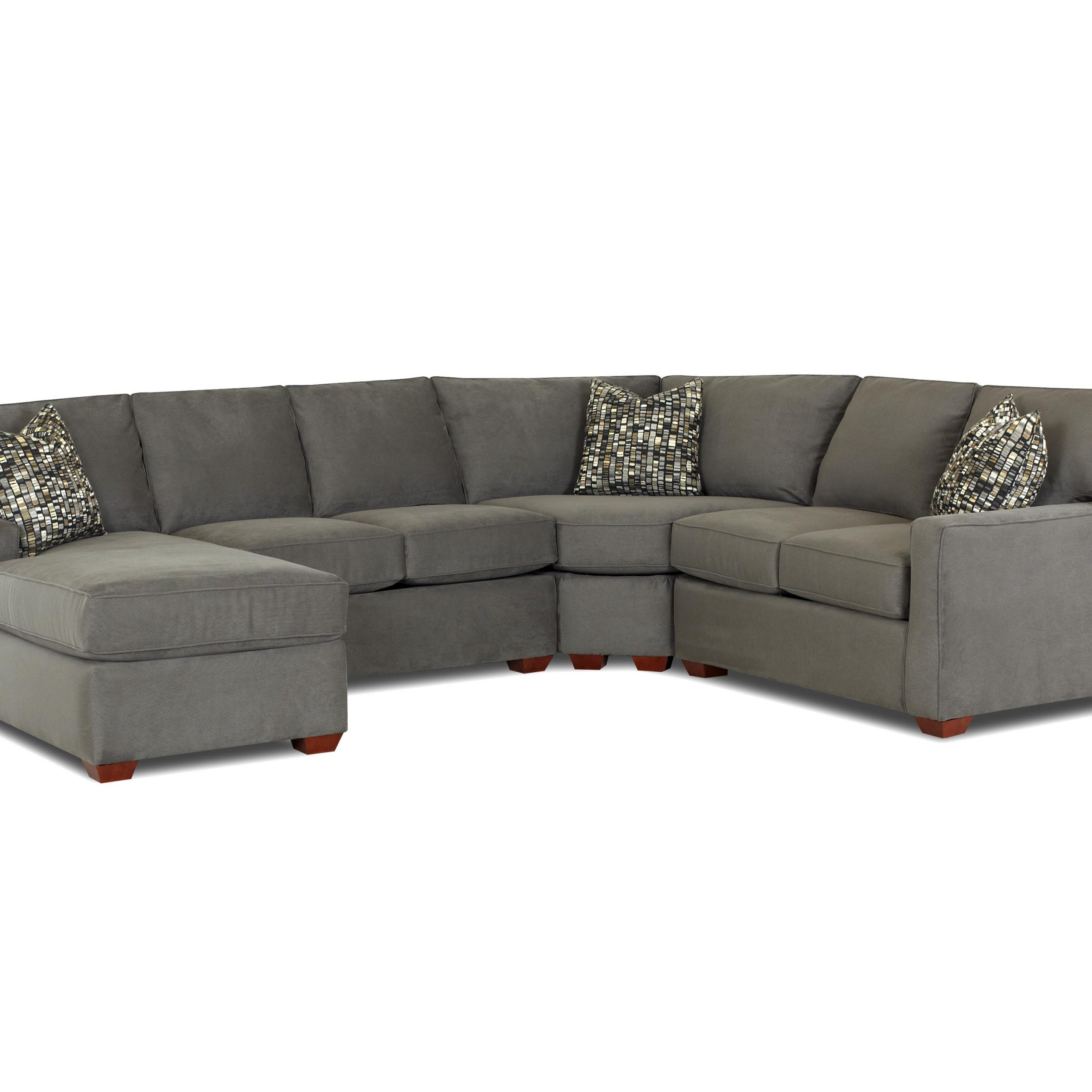 Copenhagen Reclining Sectional Sofas With Right Storage Chaise In Most Popular Contemporary L Shaped Sectional Sofa With Right Arm Facing (View 16 of 25)