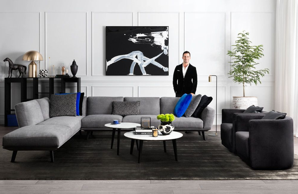 Cromwell Modular Sectional Sofas Pertaining To Trendy King Living / The Room Project — Steve Cordony (View 18 of 25)