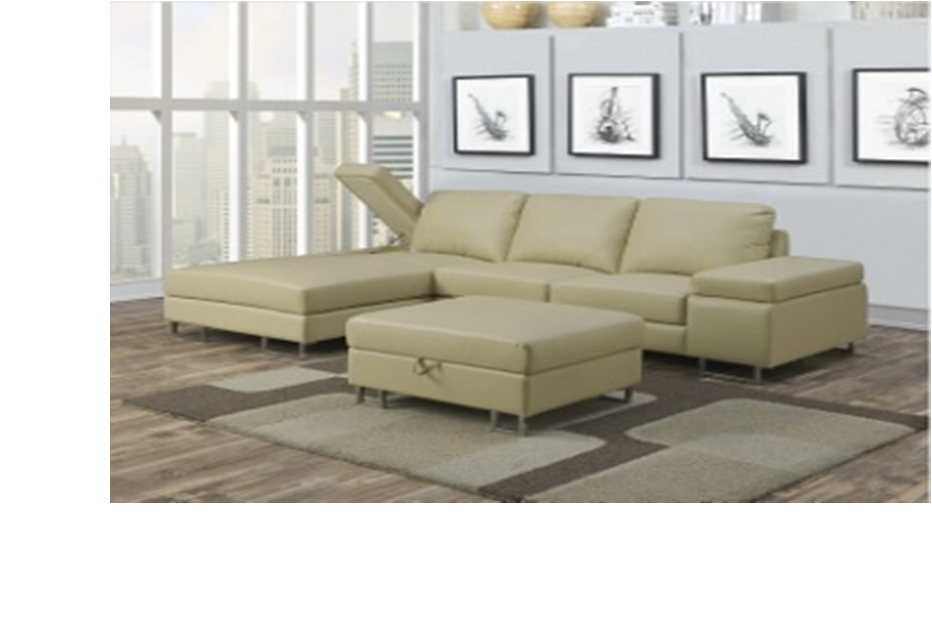 Current 2Pc Burland Contemporary Chaise Sectional Sofas In 2Pc Storage Sofa/Chaise End Plus Bonus Free Ottoman, Ulta (View 13 of 25)