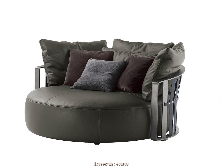 Divano Casine Poltrone E Sofa, Incredibile Divano Rotondo Within Most Up To Date Scarlett Beige Sofas (View 13 of 15)