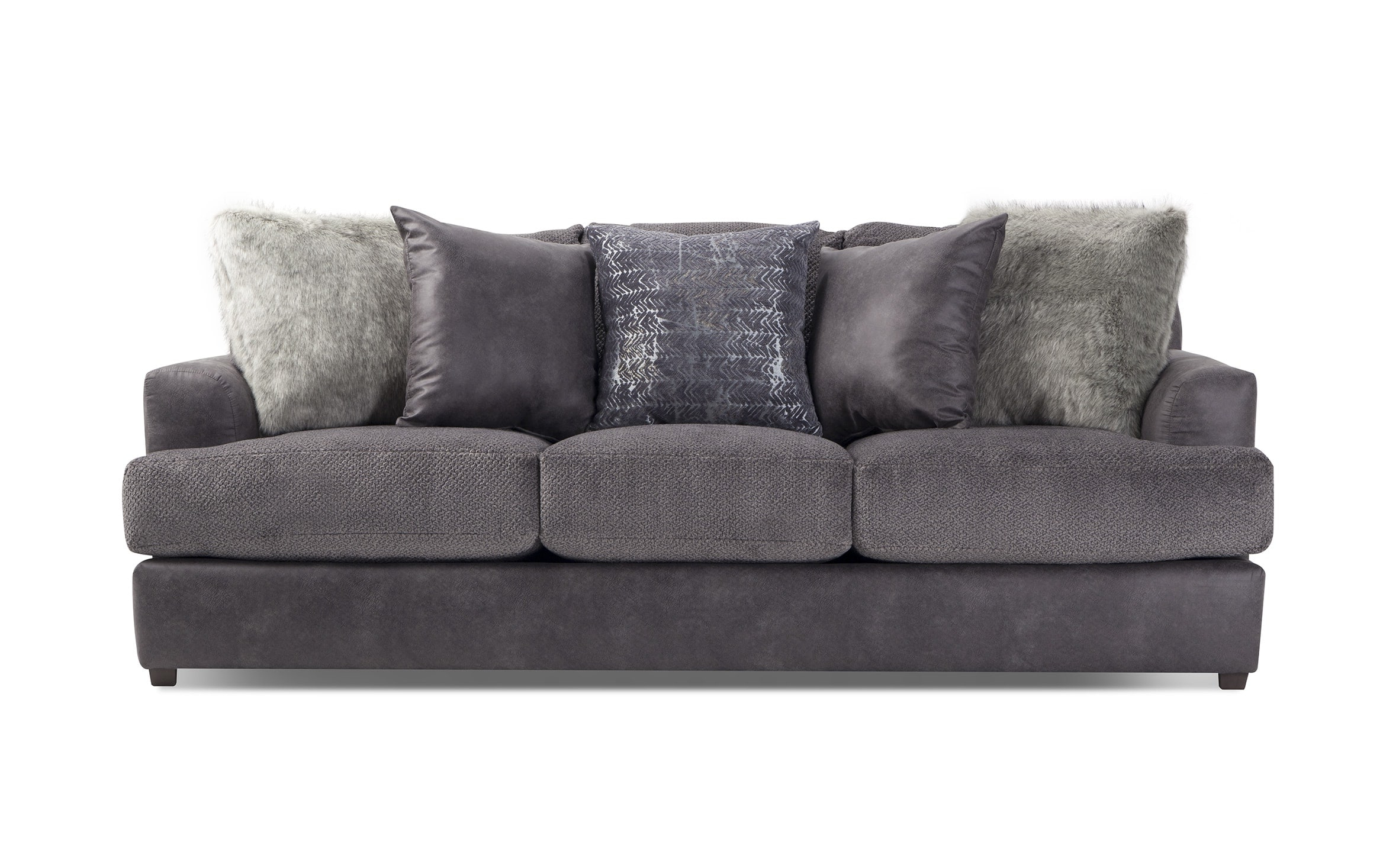 Dream Navy 3 Piece Modular Sofas Throughout Fashionable Bobs Sofa Playscape Denim Left Arm Facing Sectional Bobs (View 6 of 15)