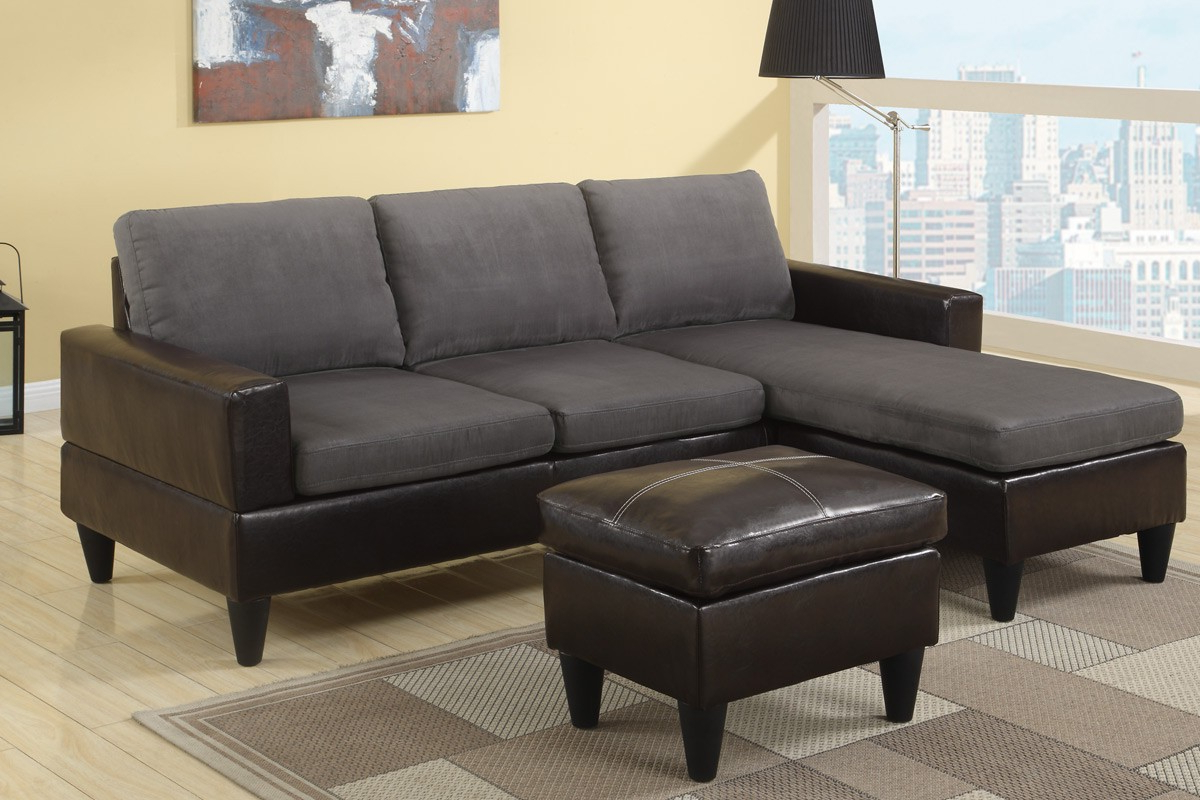 Easton Small Space Sectional Futon Sofas In Favorite How To Place And Improve The Look Of Small Sectional Sofa (View 3 of 25)