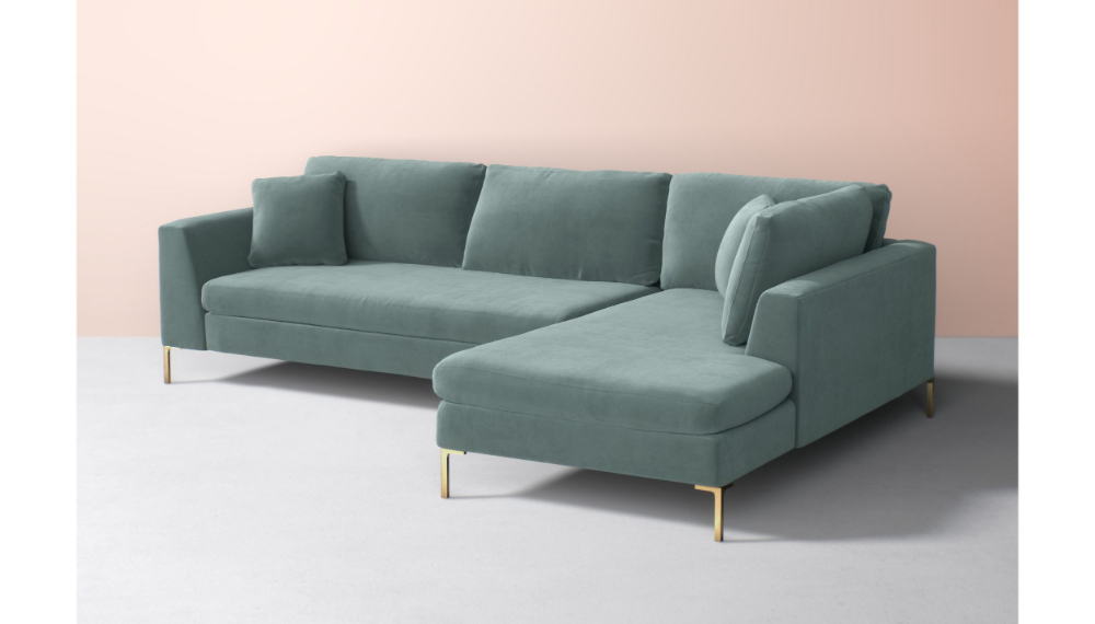 Edlyn Chaise Sectional (View 6 of 25)