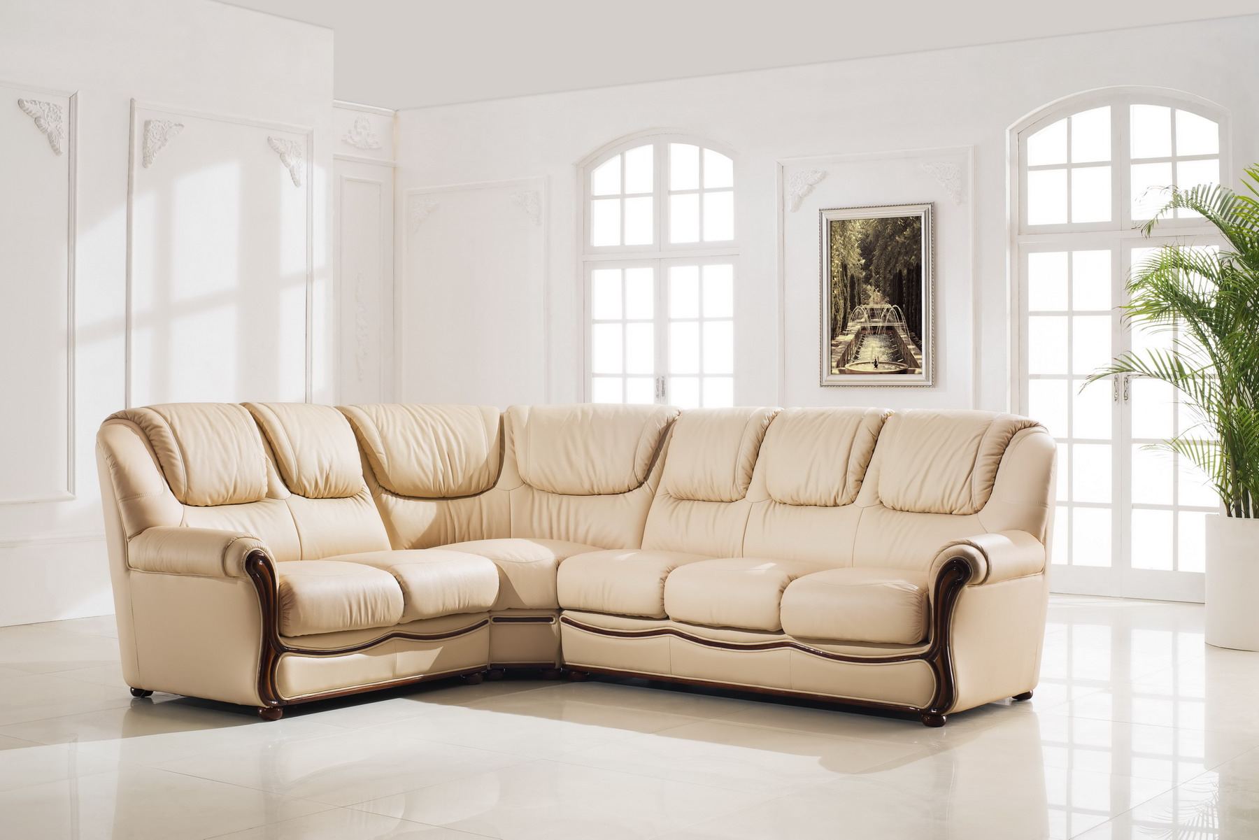 [%Esf 102 Top Grain Italian Leather Sectional W Bed With 2017 Matilda 100% Top Grain Leather Chaise Sectional Sofas|Matilda 100% Top Grain Leather Chaise Sectional Sofas Regarding Well Liked Esf 102 Top Grain Italian Leather Sectional W Bed|Preferred Matilda 100% Top Grain Leather Chaise Sectional Sofas Throughout Esf 102 Top Grain Italian Leather Sectional W Bed|2017 Esf 102 Top Grain Italian Leather Sectional W Bed With Regard To Matilda 100% Top Grain Leather Chaise Sectional Sofas%] (View 6 of 25)