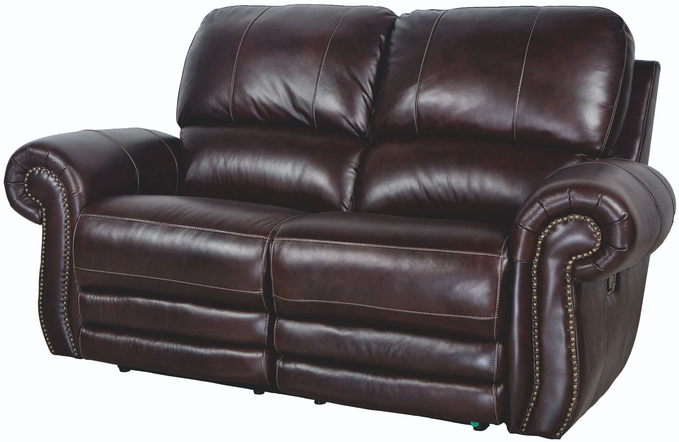 Expedition Brown Power Reclining Sofas Throughout Most Current Rossi Dark Brown Power Reclining Loveseat From New Classic (View 1 of 15)