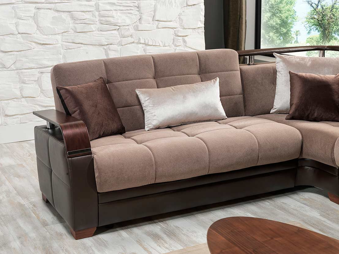Fabric Sectional Sofas (View 14 of 25)