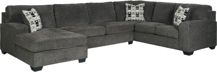 Famous 3Pc Polyfiber Sectional Sofas Inside Pintrenecia Brocks On Decor (View 5 of 25)