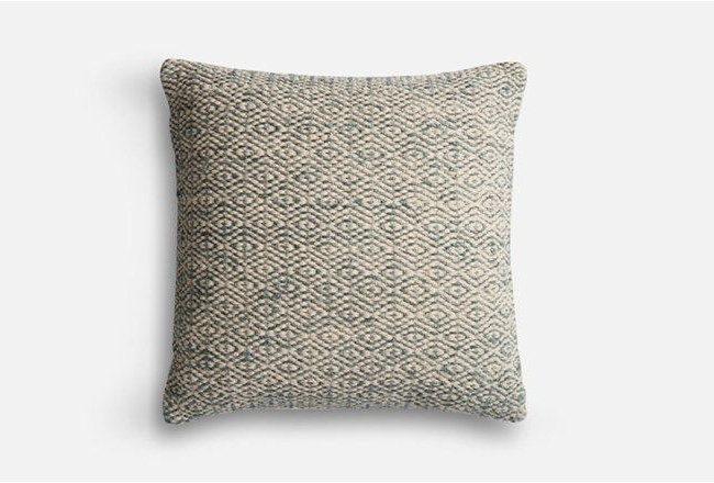 Famous Accent Pillow Magnolia Home Diamond Grey 22X22Joanna Inside Magnolia Sectional Sofas With Pillows (View 11 of 25)