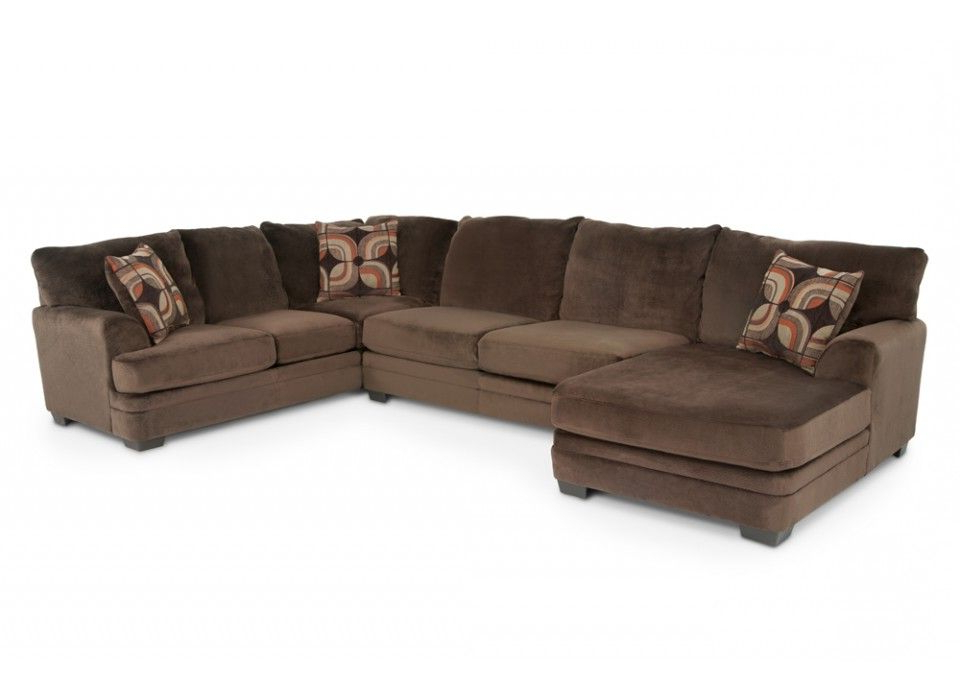 Famous Charisma 3 Piece Right Arm Facing Sectional (View 11 of 25)