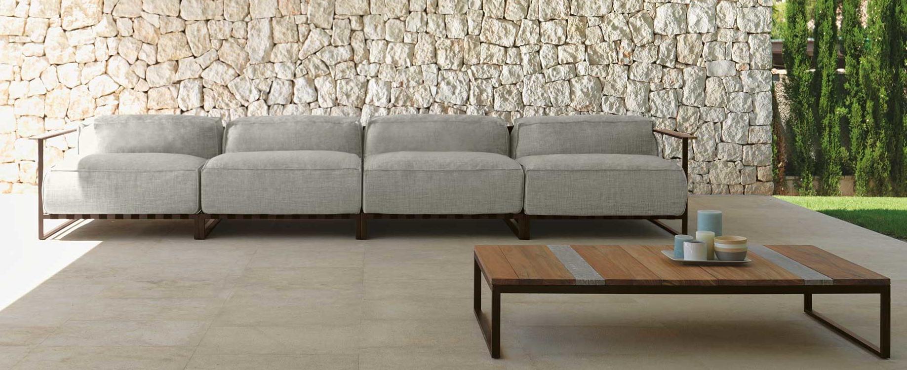Famous Modular Luxury Sectional Sofa Modern Weather Resistance Regarding Paul Modular Sectional Sofas Blue (View 16 of 25)