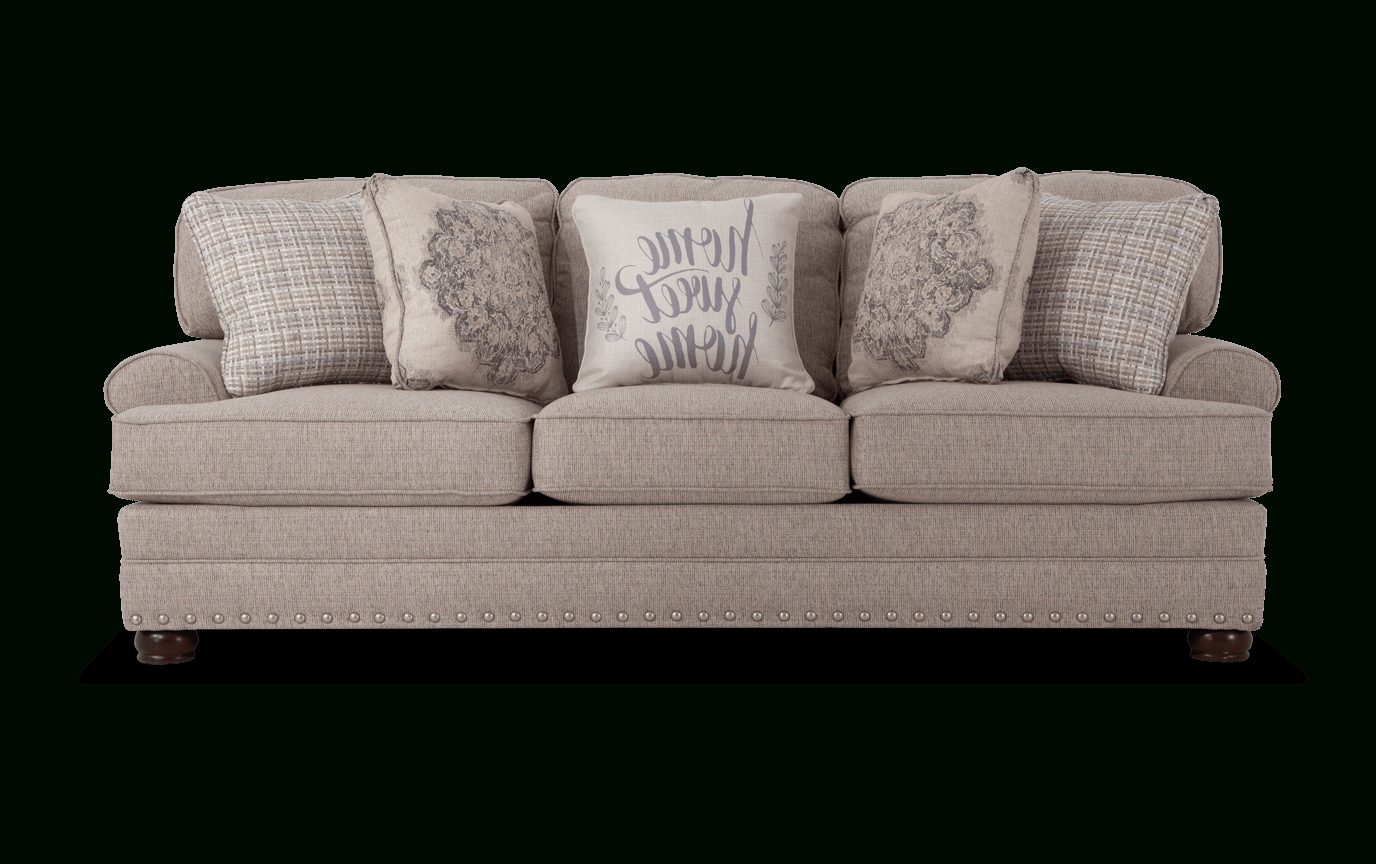 Fashionable Bobs Sofa Greyson Sofa Living Room Makeover In 2019 With Katie Charcoal Sofas (View 6 of 15)