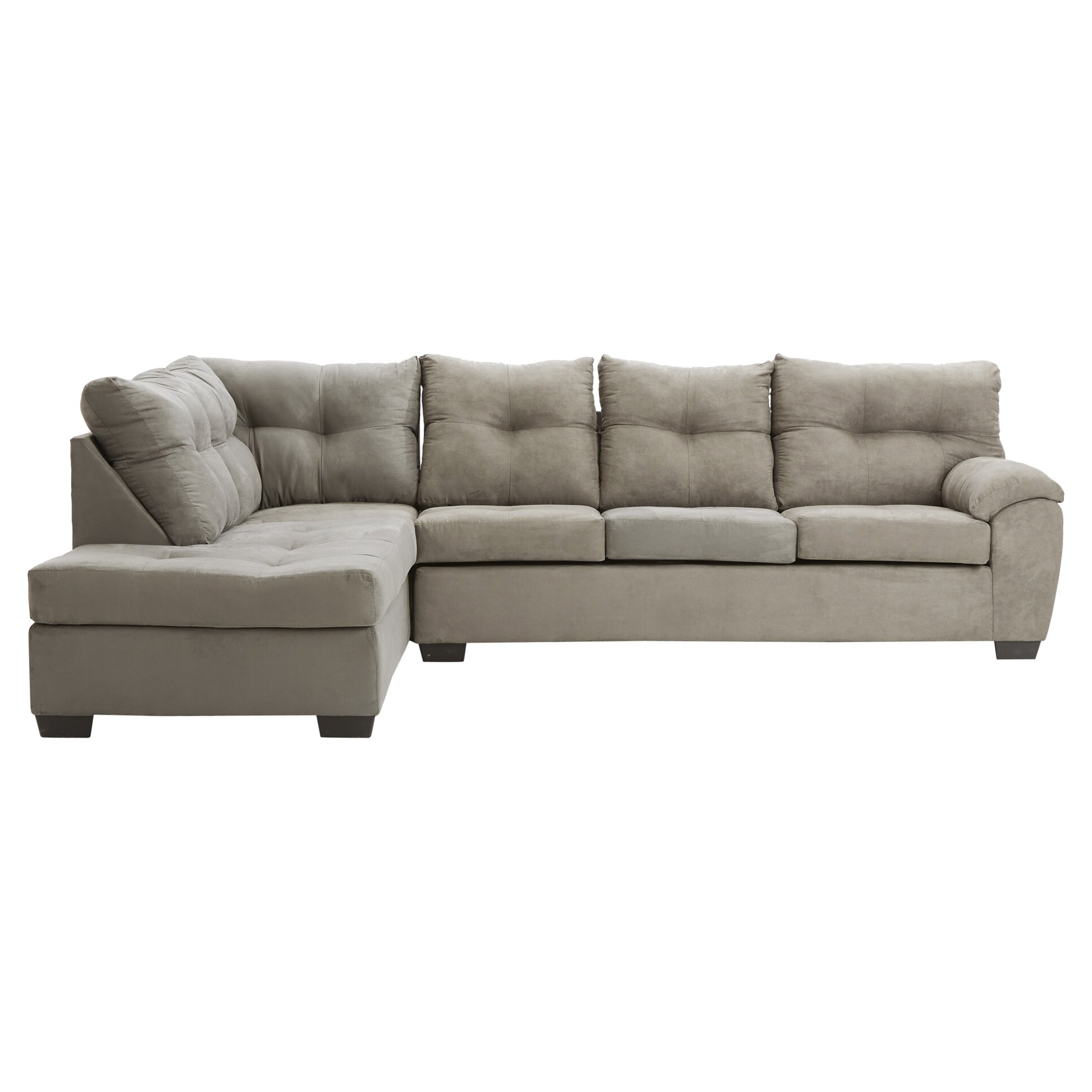 Fashionable Three Posts Camden Right Hand Facing Sectional & Reviews Regarding Kiefer Right Facing Sectional Sofas (View 16 of 25)