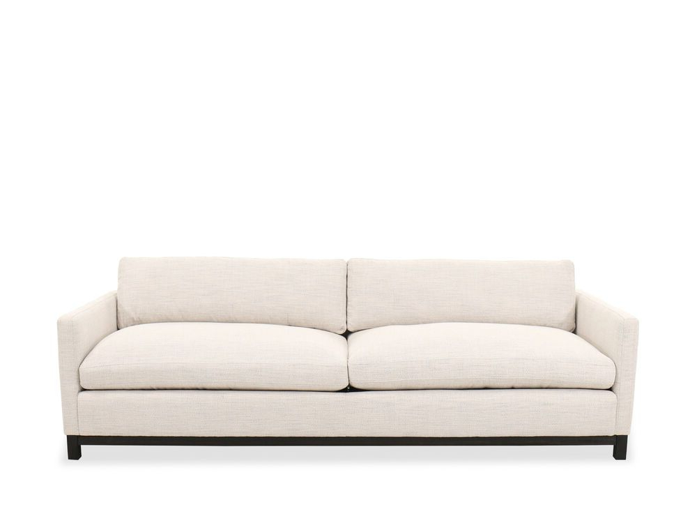 Fashionable Transitional Two Seater Sofa In Cream/Charcoal In 2020 Pertaining To Katie Charcoal Sofas (View 13 of 15)