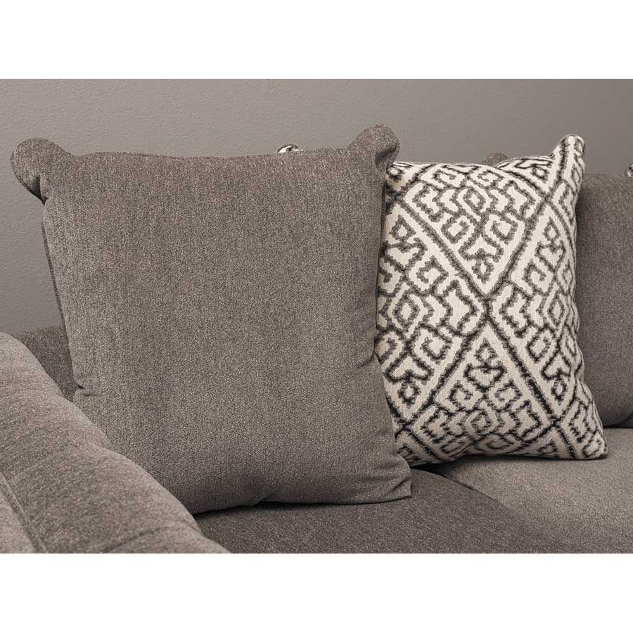 Favorite 3Pc Polyfiber Sectional Sofas With Nail Head Trim Blue/Gray In Juliana 3 Piece Sectional With Raf Chaise – Indy Best (View 10 of 25)