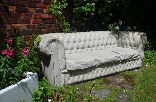 Favorite Calvin Concrete Gray Sofas For Concrete Chesterfield Sofagray Concrete (View 9 of 15)