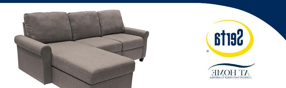Favorite Copenhagen Reclining Sectional Sofas With Left Storage Chaise Inside Amazon: Serta Copenhagen Reclining Sectional With (View 17 of 25)