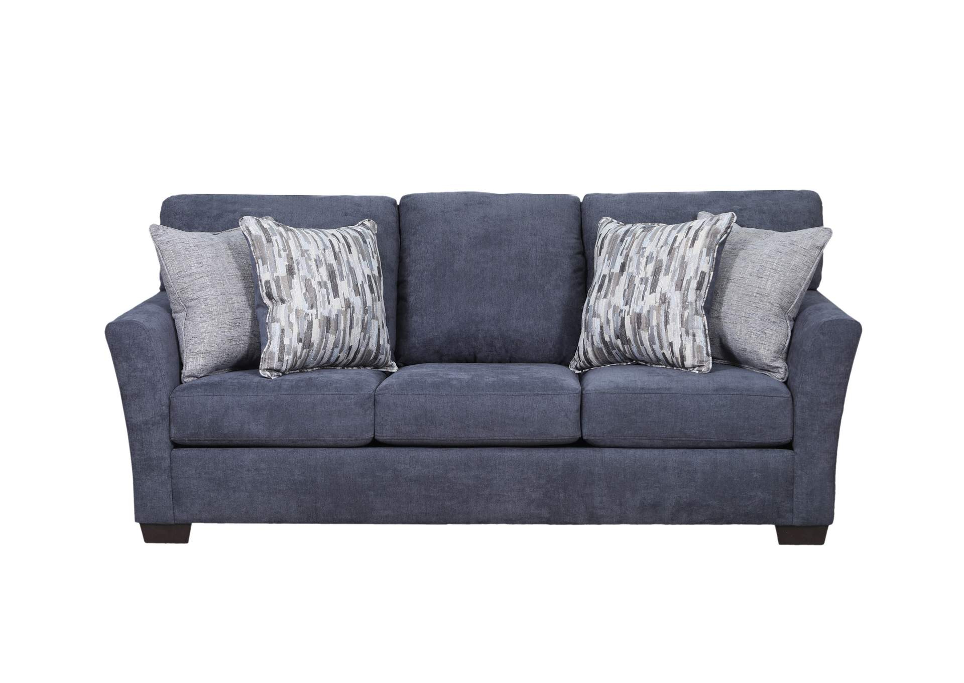 Favorite Walker Gray Power Reclining Sofas For 7058 Laf 2 Pc Sectional – Pacific Steel Blue Sit & Sleep (View 10 of 15)