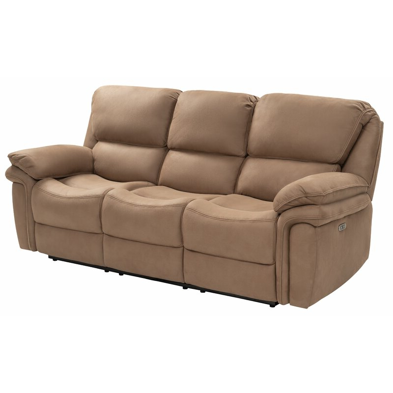 Favorite Winston Sofa Sectional Sofas With Winston Porter Thibault Power Reclining Sofa & Reviews (View 4 of 25)
