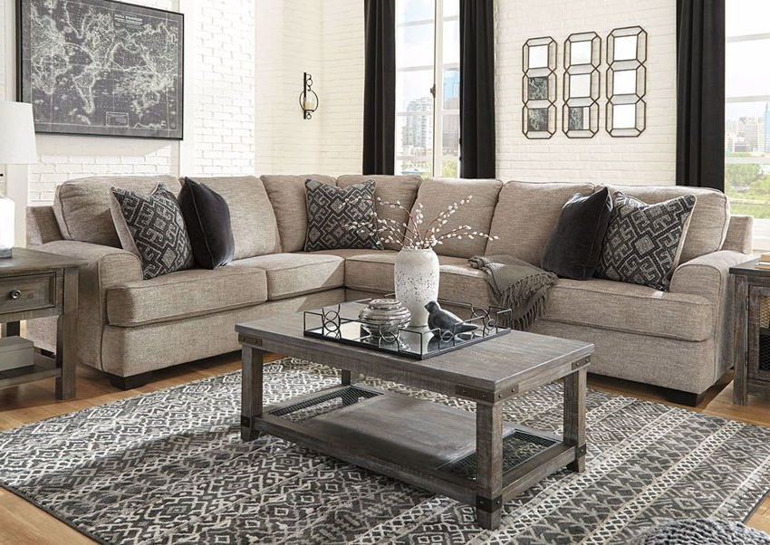 Hannah Right Sectional Sofas Pertaining To Popular Bovarian Sectional Sofa Right – Brown (View 5 of 25)