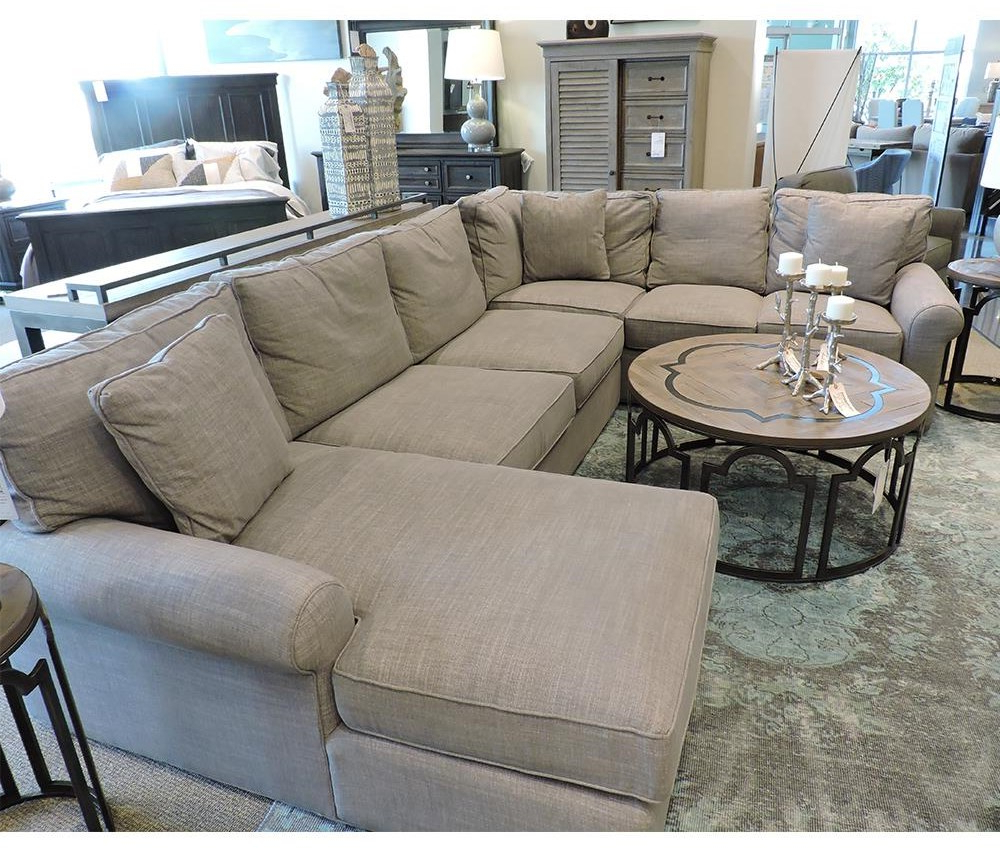 Kiefer Right Facing Sectional Sofas With Regard To Most Popular Bemodern Harris Sectional Sofa With Right Arm Facing (View 20 of 25)