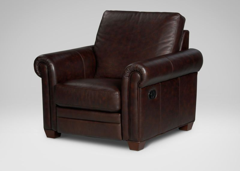Leather Intended For Popular Harmon Roll Arm Sectional Sofas (View 25 of 25)