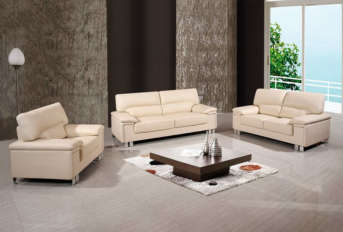 Leather Sofas (View 4 of 15)