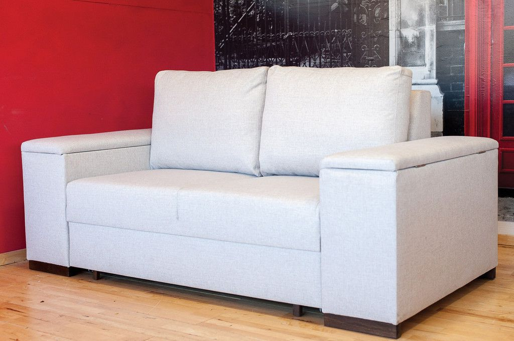 Liberty Sectional Futon Sofas With Storage In Current Tokyo Small 2 Seater Fabric Sofa Bed With Storage (View 12 of 25)