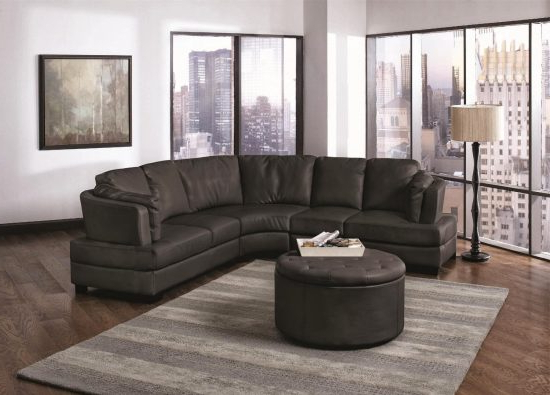 Live It Cozy Sectional Sofa Beds With Storage Inside Fashionable Get A Cozy Living Space With The Comfiest Sectional Sofas (View 12 of 25)