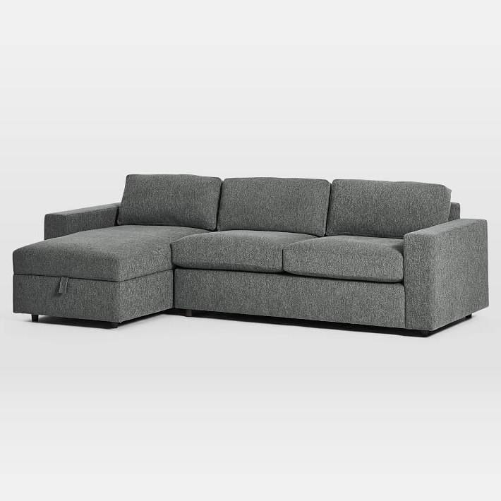 Live It Cozy Sectional Sofa Beds With Storage Intended For Most Current 2020'S Best Sectionals & Sofas For Style And Comfort (View 6 of 25)