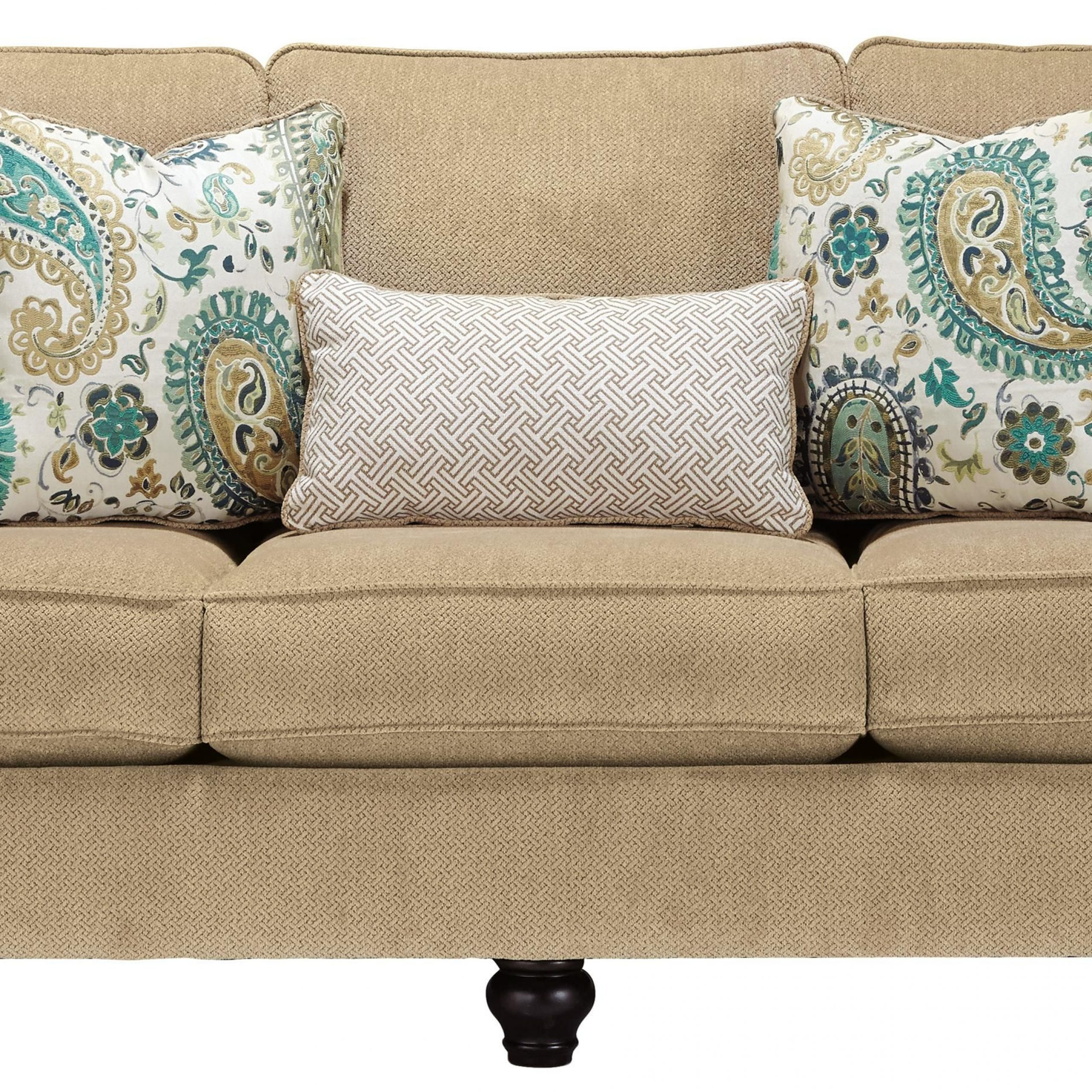 Lochian Sofa With Reversible Coil Seat Cushions & English Within Most Current Debbie Coil Sectional Futon Sofas (View 14 of 25)