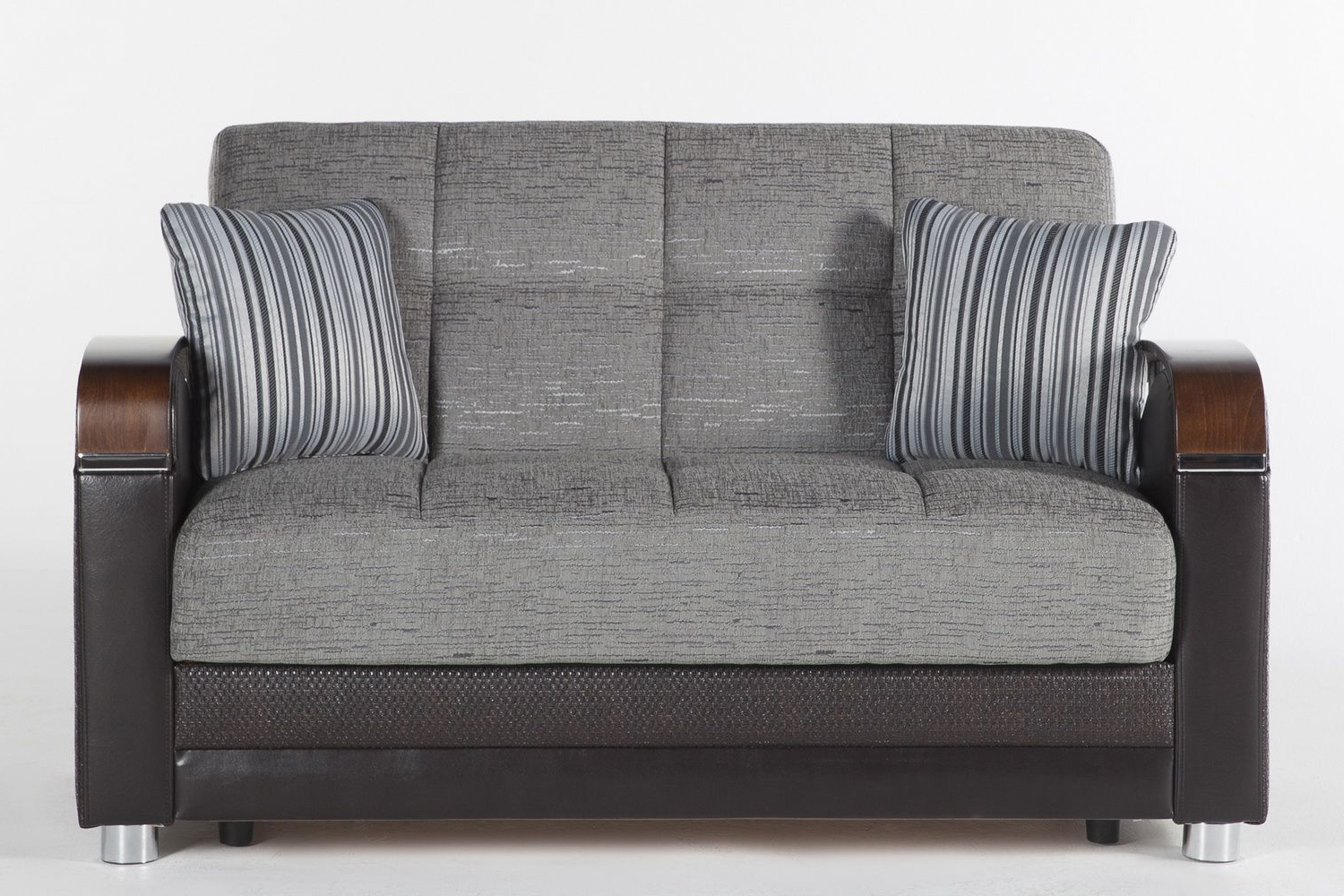 Love Seat Throughout Luna Leather Sectional Sofas (View 19 of 25)