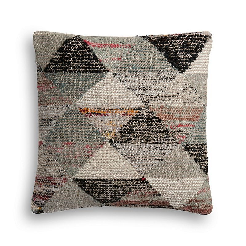 Magnolia Homes, Square Throw Pillow (View 23 of 25)