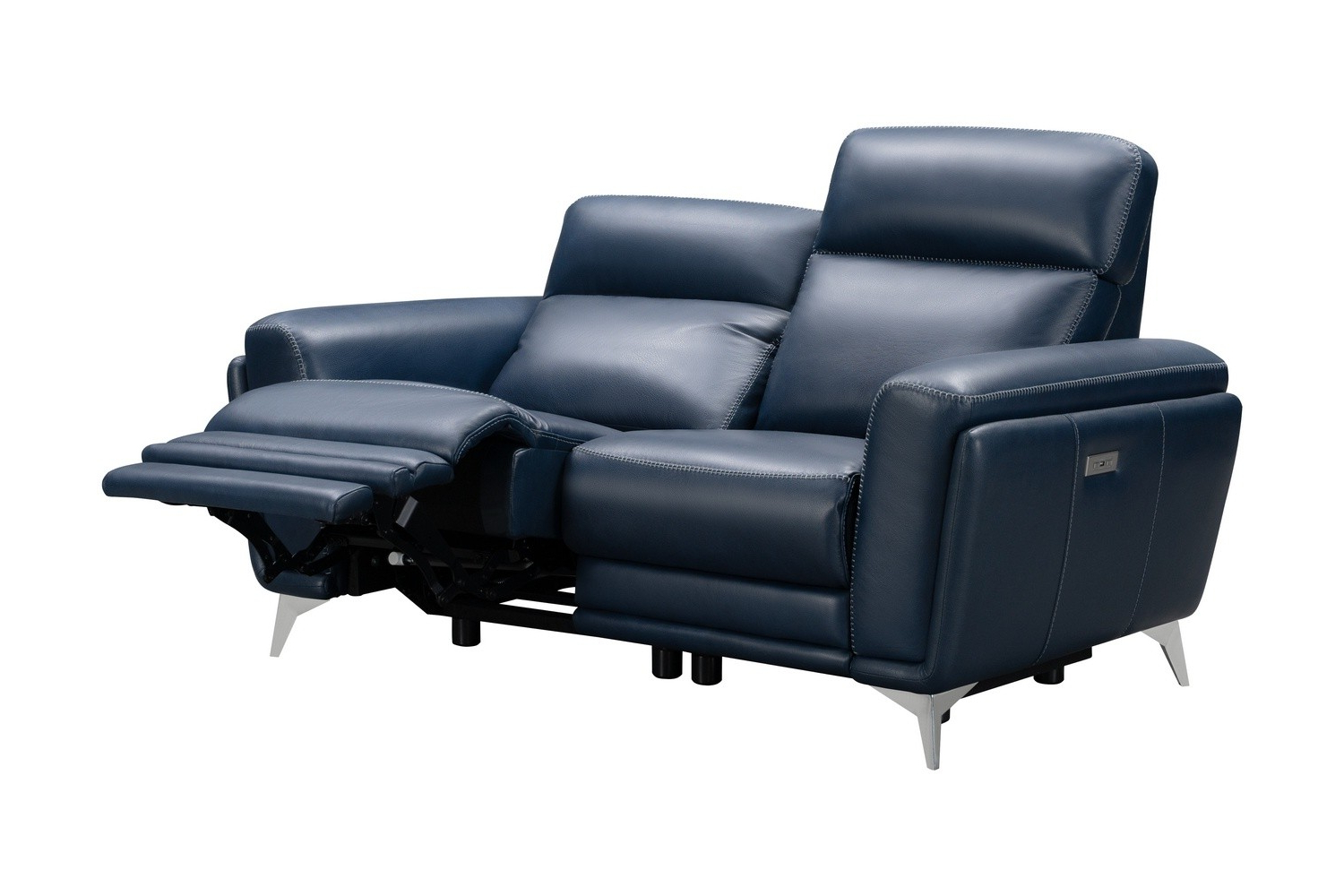 Marco Leather Power Reclining Sofas Within 2018 Barcalounger Cameron Power Reclining Loveseat With Power (View 8 of 15)