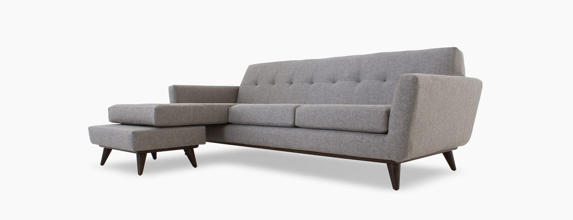 Modern Sofa Sectional, Mid With Best And Newest Verona Mid Century Reversible Sectional Sofas (View 13 of 25)