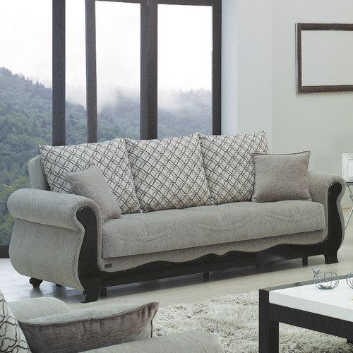 Montana Sofas Intended For Widely Used Beyan Signature Montana Sleeper Sofa: Furniture : Walmart (View 7 of 15)