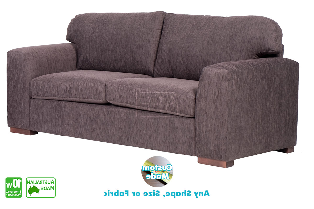 Montana Sofas With Regard To Most Recent Montana Sofa, Sydney Furniture Factory (View 14 of 15)