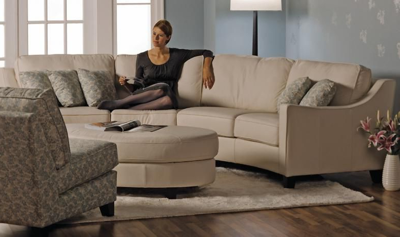 Most Current Luna Curved Leather Sofa Set Http://Www Regarding Luna Leather Sectional Sofas (View 7 of 25)