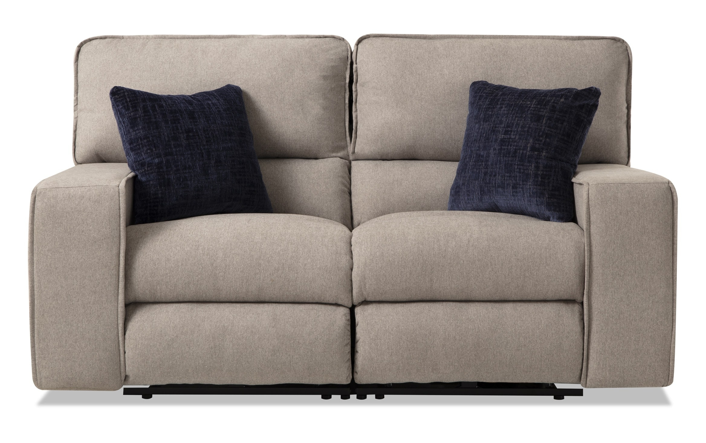Most Popular Bobs Furniture Reclining Sofas – Latest Sofa Pictures Regarding Trailblazer Gray Leather Power Reclining Sofas (View 10 of 15)